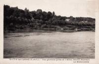 Saint Cyr sur Loire - Vue générale prise de l'hôtel Martin-Barbieri.