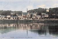 Saint Cyr sur Loire - Les bords de la Loire, Saint-Cyr.