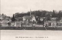 Saint Cyr sur Loire - Vue d'ensemble.