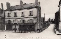 Saint Cyr sur Loire - Quai de Portillon.