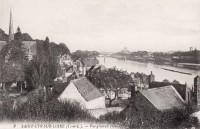 Saint Cyr sur Loire - Vue générale.