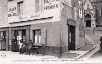 Saint Cyr sur Loire - Café de l'Étoile - CLAIRET, propriétaire.