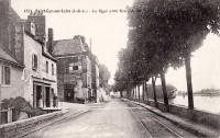 Saint Cyr sur Loire - Le Quai, côté Est.