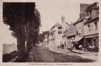 Saint Cyr sur Loire - Route de Nantes.