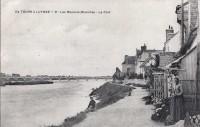 Saint Cyr sur Loire - Les Maisons Blanches - Le Port.