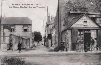 Saint Cyr sur Loire - Les Maisons Blanches - Rue des Trésorières.