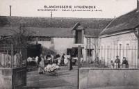 Saint Cyr sur Loire - Blanchisserie Hygiénique RICHARDEAU.