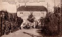 Saint Cyr sur Loire - CAFÉ du BON COIN - A. MADIEU, propriétaire.