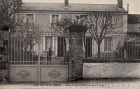 Saint Cyr sur Loire - Les Gaubinières - A.HUBERT, Représentant.