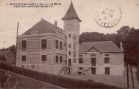 Saint Cyr sur Loire - La Mairie.