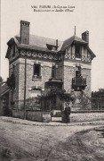 Saint Cyr sur Loire - Val Fleuri - Etablissement et jardin d'essai.