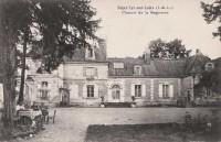 Saint Cyr sur Loire - Manoir de la Gagnerie.