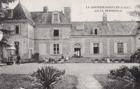 Saint Cyr sur Loire - La Gagnerie près La Membrolle.