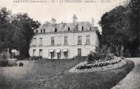 Saint Cyr sur Loire - La Péraudière (Sud-Est) - Collection Pascal Calmettes.