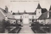 Saint Cyr sur Loire - Mon Repos - Façade sud.