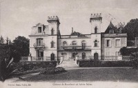 Saint Cyr sur Loire - Château de Montfleuri où habitat Balzac.
