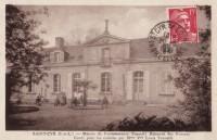 Saint Cyr sur Loire - Maison de convalescence Tonnellé - Bâtiment des femmes.