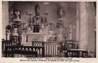 Saint Cyr sur Loire - Maison de convalescence Tonnellé - Bâtiment des femmes - Chapelle.