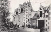 Saint Cyr sur Loire - Château de la Tour.