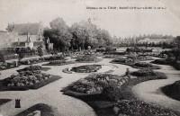 Saint Cyr sur Loire - Château de la Tour - Jardins.