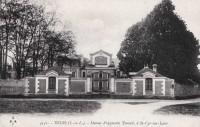 Saint Cyr sur Loire - Maison d'apprentis Tonnelé.