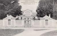 Saint Cyr sur Loire - Etablissement des Apprentis Tonnellé - Entrée principale.