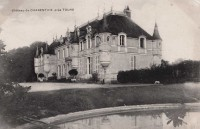 Saint Cyr sur Loire - Château de Charentais.