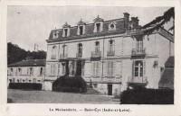 Saint Cyr sur Loire - La Moisanderie.