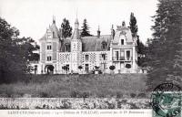 Saint Cyr sur Loire - Château de Palluau, construit par le Dr Bretonneau.