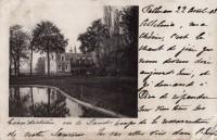Saint Cyr sur Loire - Château de Palluau.