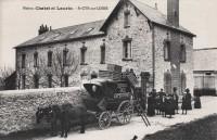 Saint Cyr sur Loire - Maison Chatet et Laurin - Expéditions.