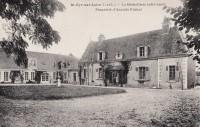 Saint Cyr sur Loire - La Béchellerie - Propriété d'Anatole France.