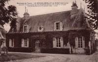 saint cyr sur loire - La Béchellerie - Maison d'Anatole France.