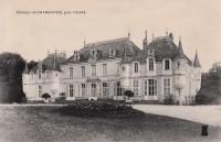 Saint Cyr sur Loire - Château de Charantais.