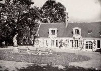 Saint Cyr sur Loire - La Béchellerie - Maison d'Anatole France - Carnet de 10 vues (9 x 6 cm) .