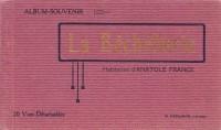 Saint Cyr sur Loire - La Béchellerie - Habitation d'Anatole France - Album Souvenir - 20 cartes postales détachables.
