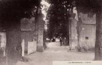 Saint Cyr sur Loire - La Béchellerie - Habitation d'Anatole France - Album Souvenir - 1 - Entrée.