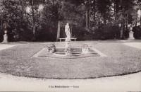 Saint Cyr sur Loire - La Béchellerie - Habitation d'Anatole France - Album Souvenir - 3 - Cour.