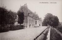 Saint Cyr sur Loire - La Béchellerie - Habitation d'Anatole France - Album Souvenir - 5 - Côté jardin.
