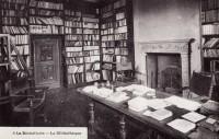 Saint Cyr sur Loire - La Béchellerie - Habitation d'Anatole France - Album Souvenir - 8 - La bibliothèque.