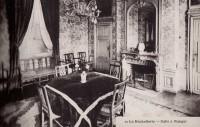 Saint Cyr sur Loire - La Béchellerie - Habitation d'Anatole France - Album Souvenir - 10 - Salle à manger.