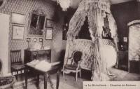 Saint Cyr sur Loire - La Béchellerie - Habitation d'Anatole France - Album Souvenir - 14 - Chambre de Madame.