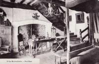Saint Cyr sur Loire - La Béchellerie - Habitation d'Anatole France - Album Souvenir - 15 - Pavillon.