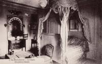 Saint Cyr sur Loire - La Béchellerie - Habitation d'Anatole France - Album Souvenir - 17 - Le chais, chambre d'amis.