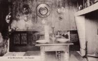 Saint Cyr sur Loire - La Béchellerie - Habitation d'Anatole France - Album Souvenir - 18 - Le fournil.