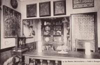 Saint Cyr sur Loire - La Béchellerie - Habitation d'Anatole France - Album Souvenir - 19 - Salle à manger.