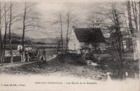 Saint Cyr sur Loire - Les bords de la Choisille.