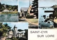Saint Cyr sur Loire - Multi-vues.