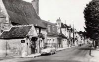 Saint Cyr sur Loire - Quai des Maisons Blanches.