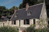 Saint Cyr sur Loire - La Grenadière, où habitat Balzac.